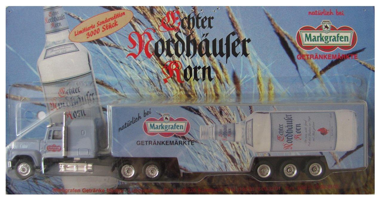 Markgrafen Getränkemarkt Nr.73 - Echter Nordhäuser Korn - Ford 9000 ...