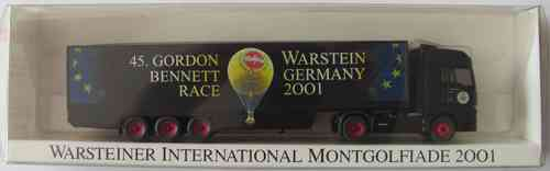 Wiking - Warsteiner - Gordon Bennett Race Germany 2001 - MAN TG 460 A XXL - Sattelzug