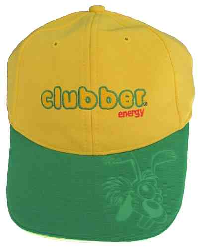 Clubber Energy Drink - Basecap