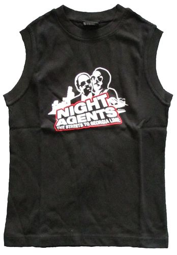 Coca Cola - Night Agents - T-Shirt - Gr. L