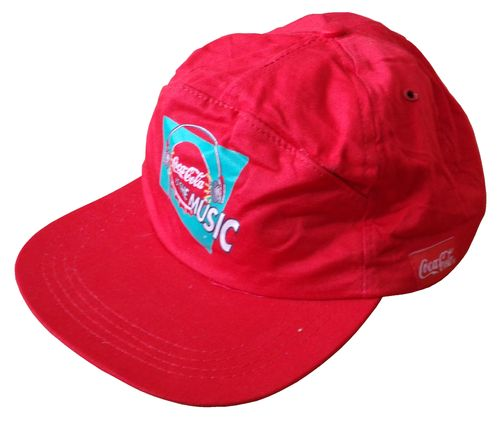Coca Cola - Is the Music - Basecap