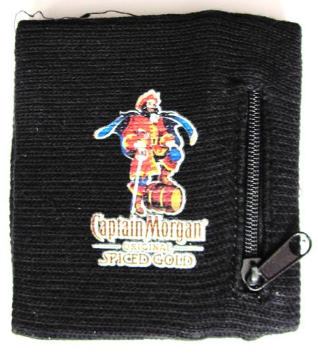 Captain Morgan - Armband mit Fach