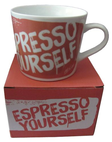 Mc Donald´s - Espresso Yourself - McCafe - Edition 2019 - Kaffeetasse